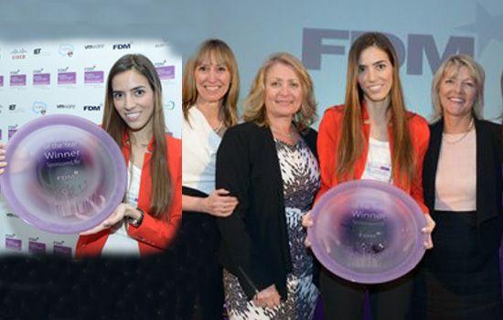 eleni1 ΤΜΗΜΑ ΒΙΟΙΑΤΡΙΚΗΣ ΠΑΝΕΠΙΣΤΗΜΙΟ ΣΤΕΡΕΑΣ ΕΛΛΑΔΑΣ ΕΛΕΝΗ ΑΝΤΩΝΙΑΔΟΥ ΓΥΝΑΙΚΑ ΤΗΣ ΧΡΟΝΙΑΣ 2013 FDM Everywoman In Technology Awards *