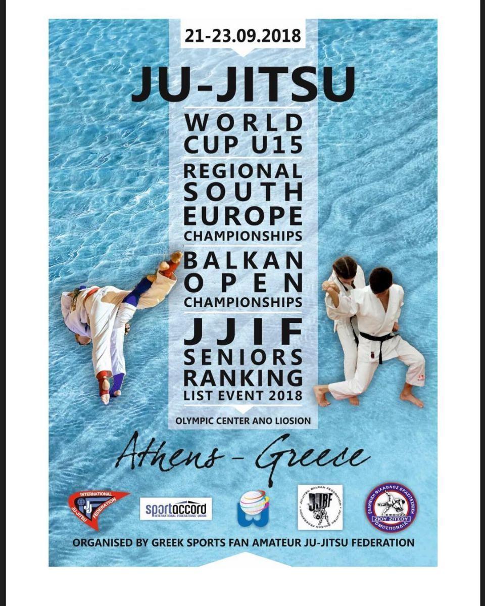 Balkan open championship jiu jitsu 2018.