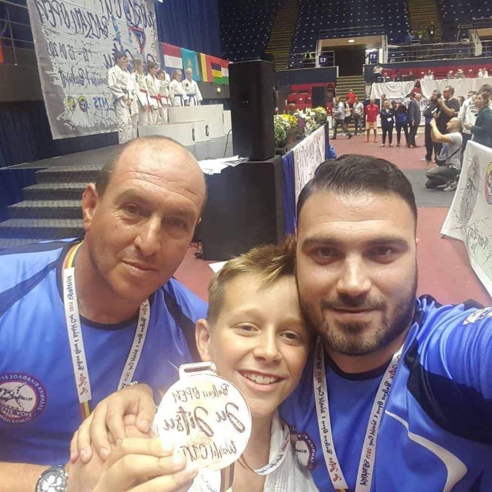 img 3306 ΜΥΡΜΙΔΟΝΕΣ ΣΤΥΛΙΔΑΣ Balkan Open & World Cup Jiu Jitsu